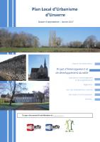2-Projet d'Aménagement et de Développement Durable (P.A.D.D.)